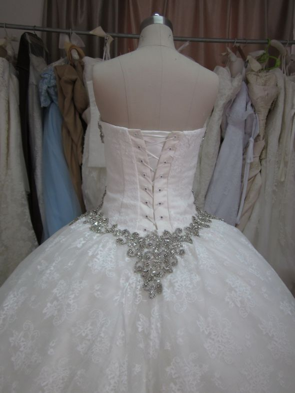 Jasmine S Bridal Shop My Pnina Tornai Replica Weddingbee Bridal Shop Bridal Wedding Dresses Lace