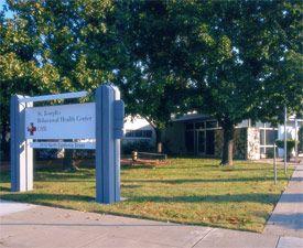 St Joseph S Behavioral Health Center 2510 North California St Stockton Ca 95204 209 461 2000 Health Center Hospital Outdoor Decor