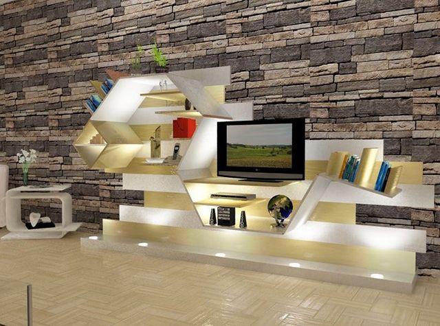 meuble au design italien pour un sjour chic - Meuble Tv Contemporain Design Italien