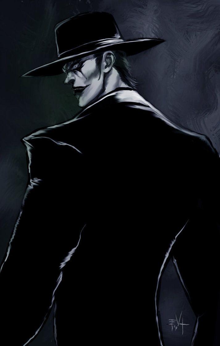 The Joker-evl by *ErikVonLehmann
