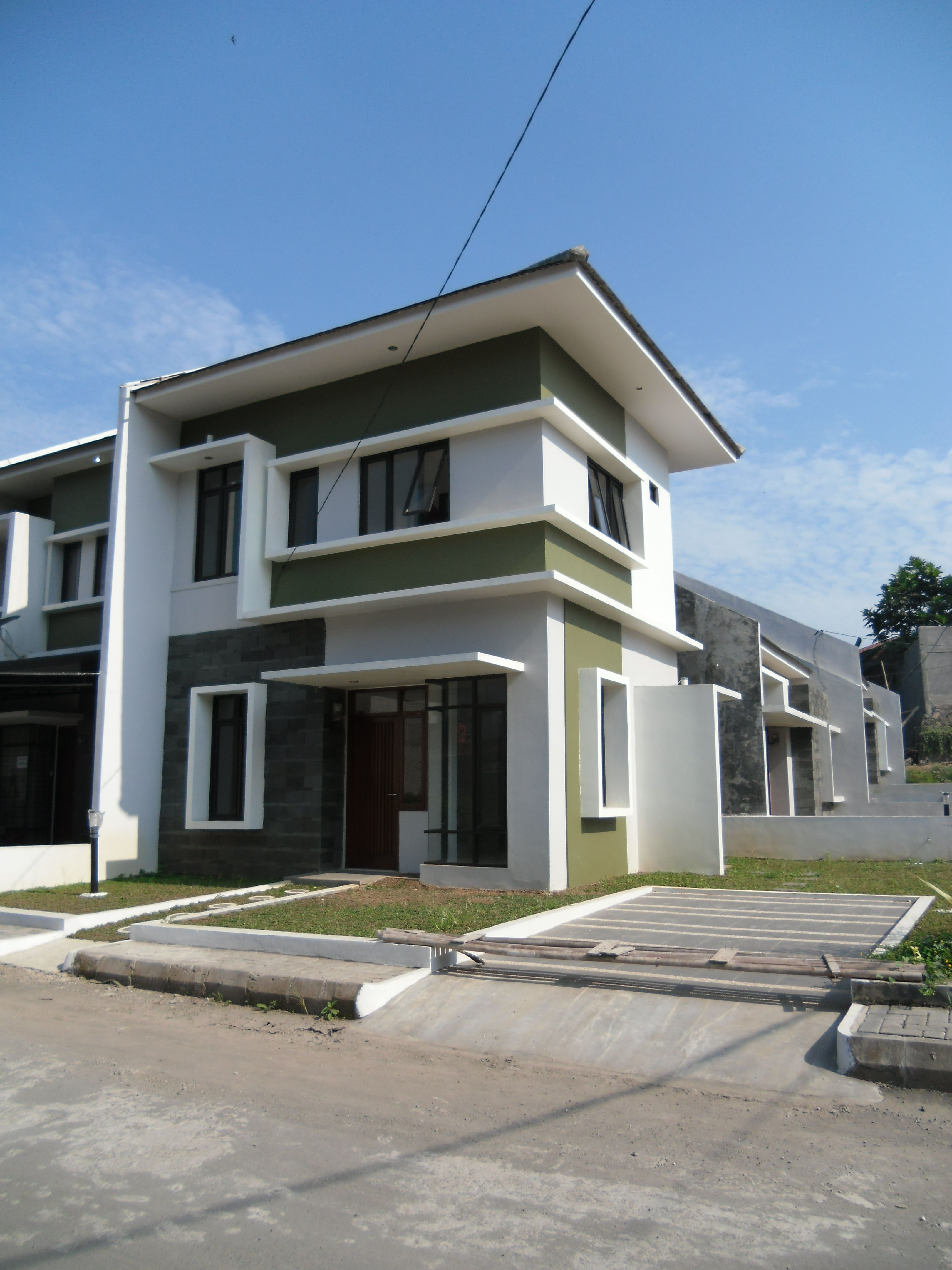 City Garden Residence blok B Rumah, Minimalis, Kota
