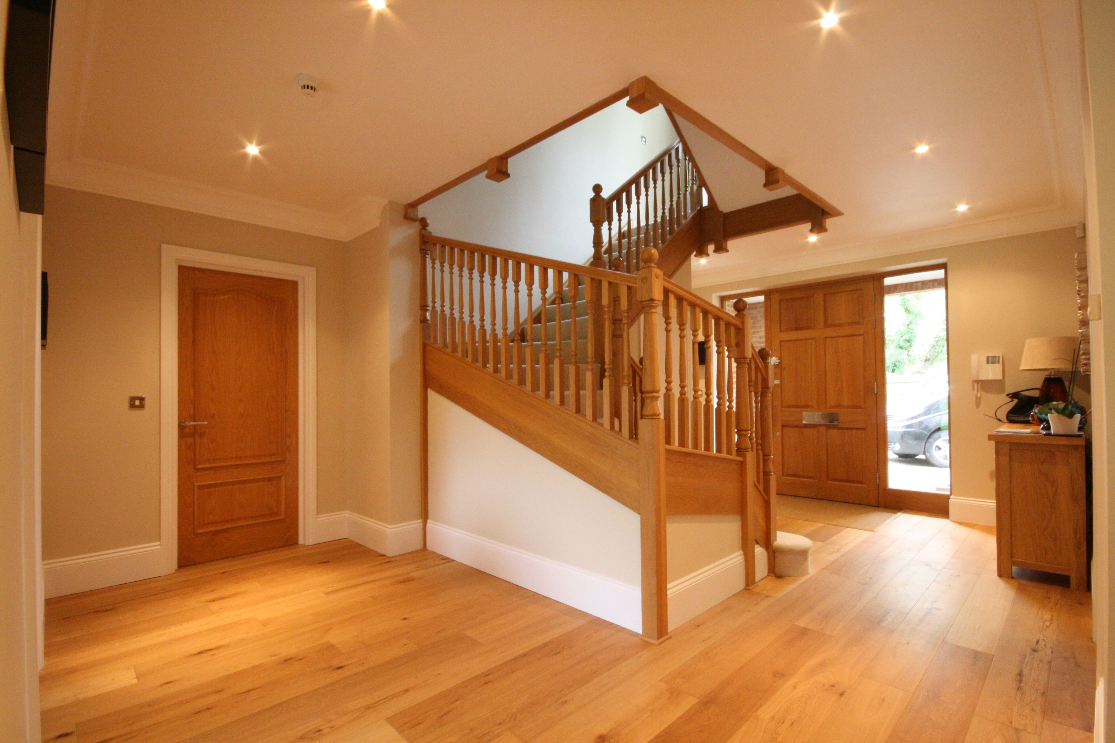 Maple Flooring With Oak Skirting  Google Search