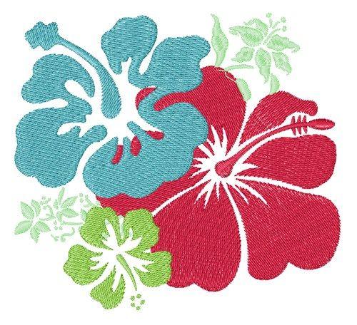 Hawaiian Hibiscus Embroidery Designs Machine Embroidery Designs At Embroiderydesigns Com Flower Machine Embroidery Designs Flower Embroidery Designs Machine Embroidery Designs