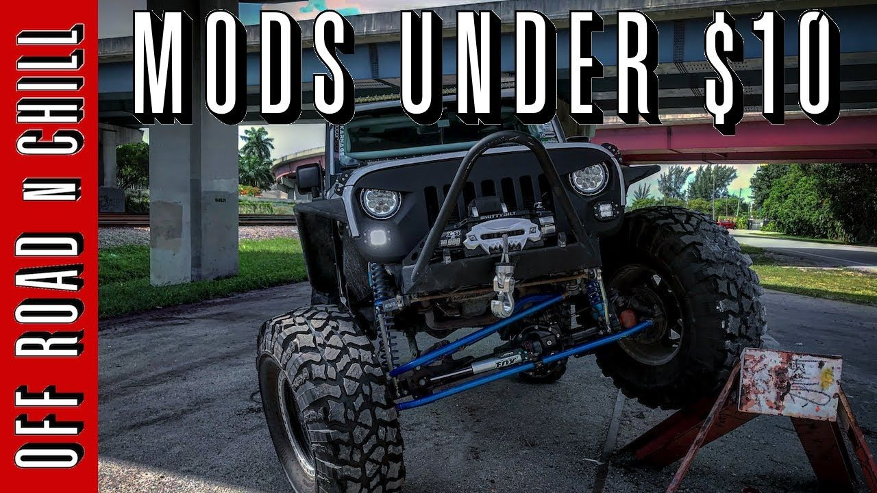 Jeep Jk Mods >> Pin On Off Road N Chill