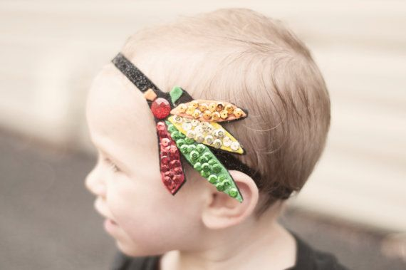 Baby / Toddler / Child Chicago Blackhawks Headband ...