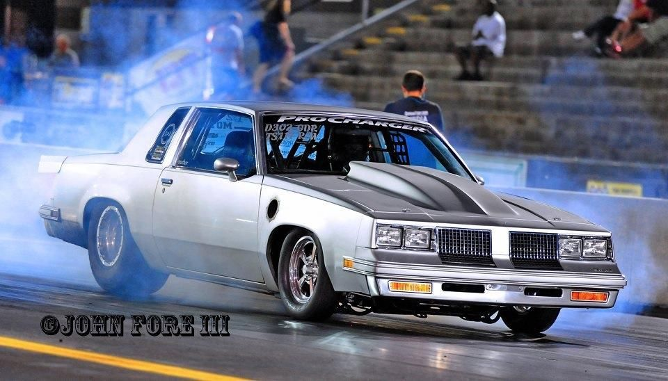 """What Do You Think of This 1987 Buick Grand National """"526 CI Blown ..."""