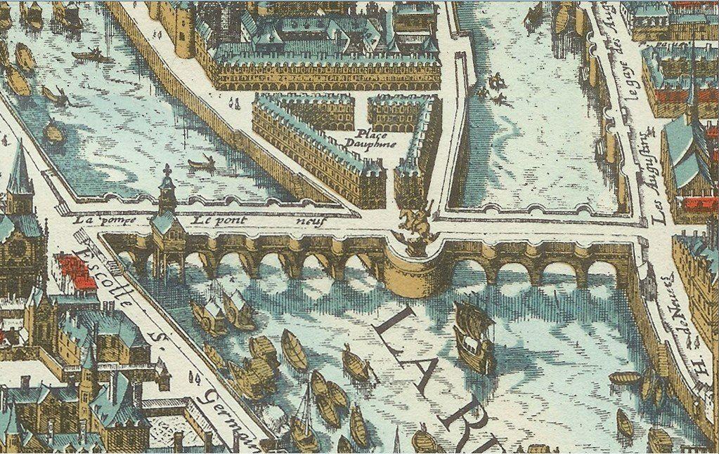 Old Paris Henri II
