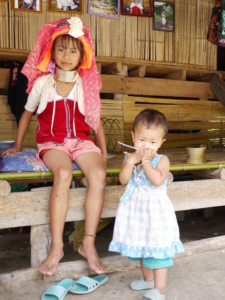Thailand tour guide girl
