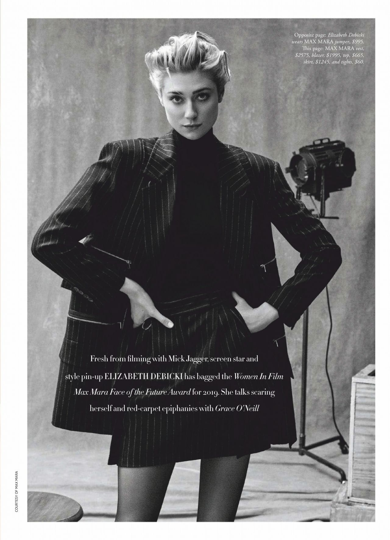 Elizabeth Debicki Harper S Bazaar Australia June July 2019 Issue Elizabeth Debicki Elizabeth Star Fashion