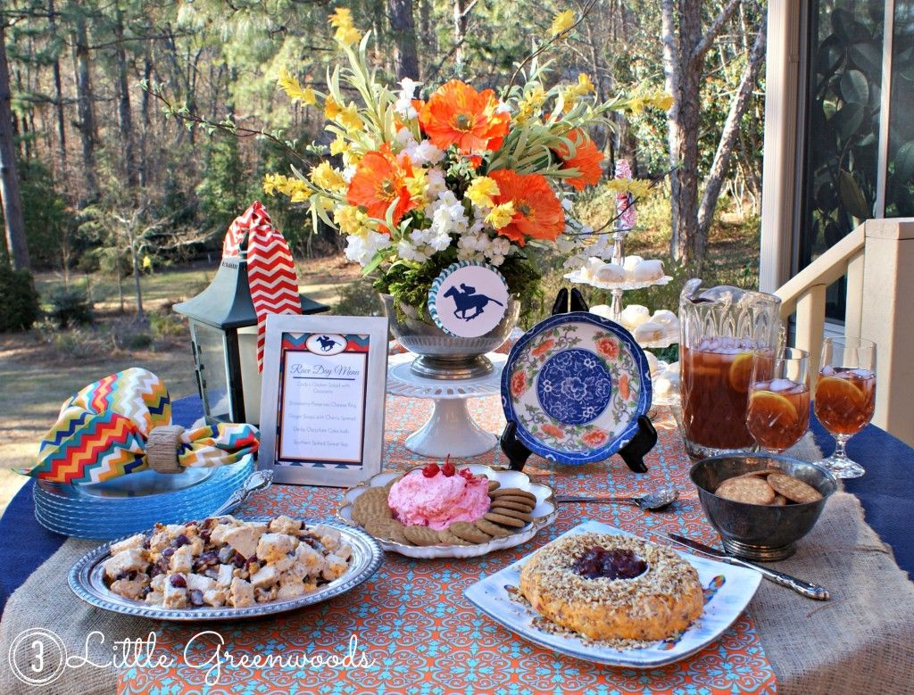 Steeplechase tailgating menu tailgating and derby party steeplechase tailgating arubaitofo Image collections