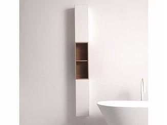 Badezimmer Hochschrank ~ Einzel hochschrank mit türen quattro.zero hochschrank falper