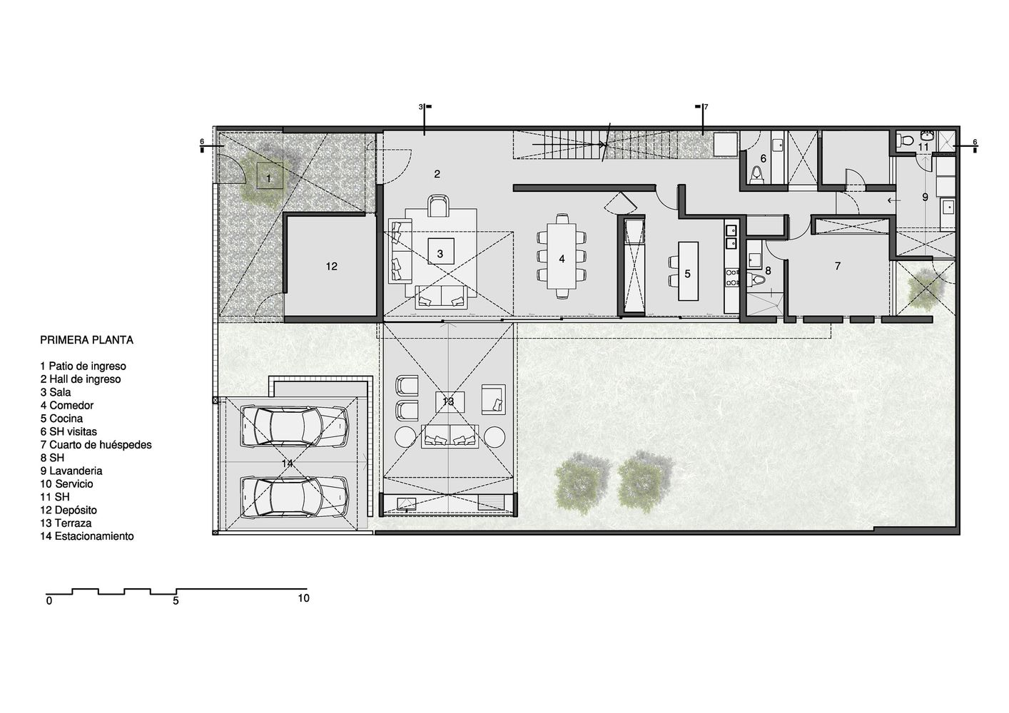 Galeria - Casa LB4 / Riofrio+Rodrigo Arquitectos - 12