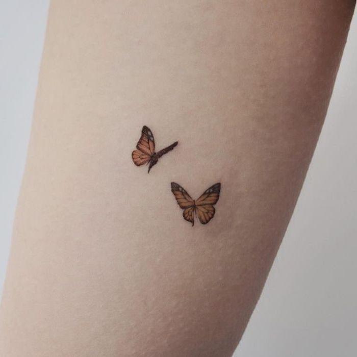 Photo of ▷ 1001 + Ideen für schöne und einzigartige kleine Tattoos für Mädchen –  z…