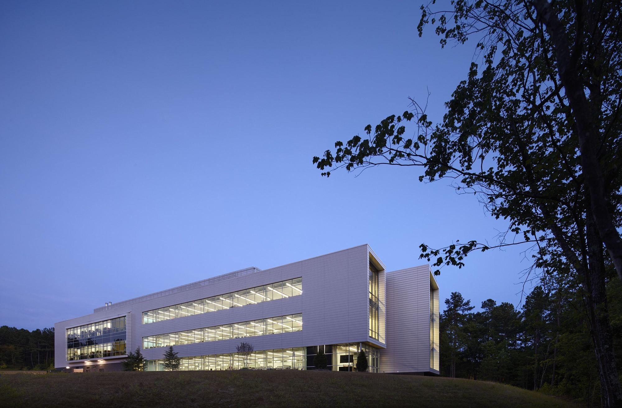 Architecture Gallery of Bioprocess Innovation Center