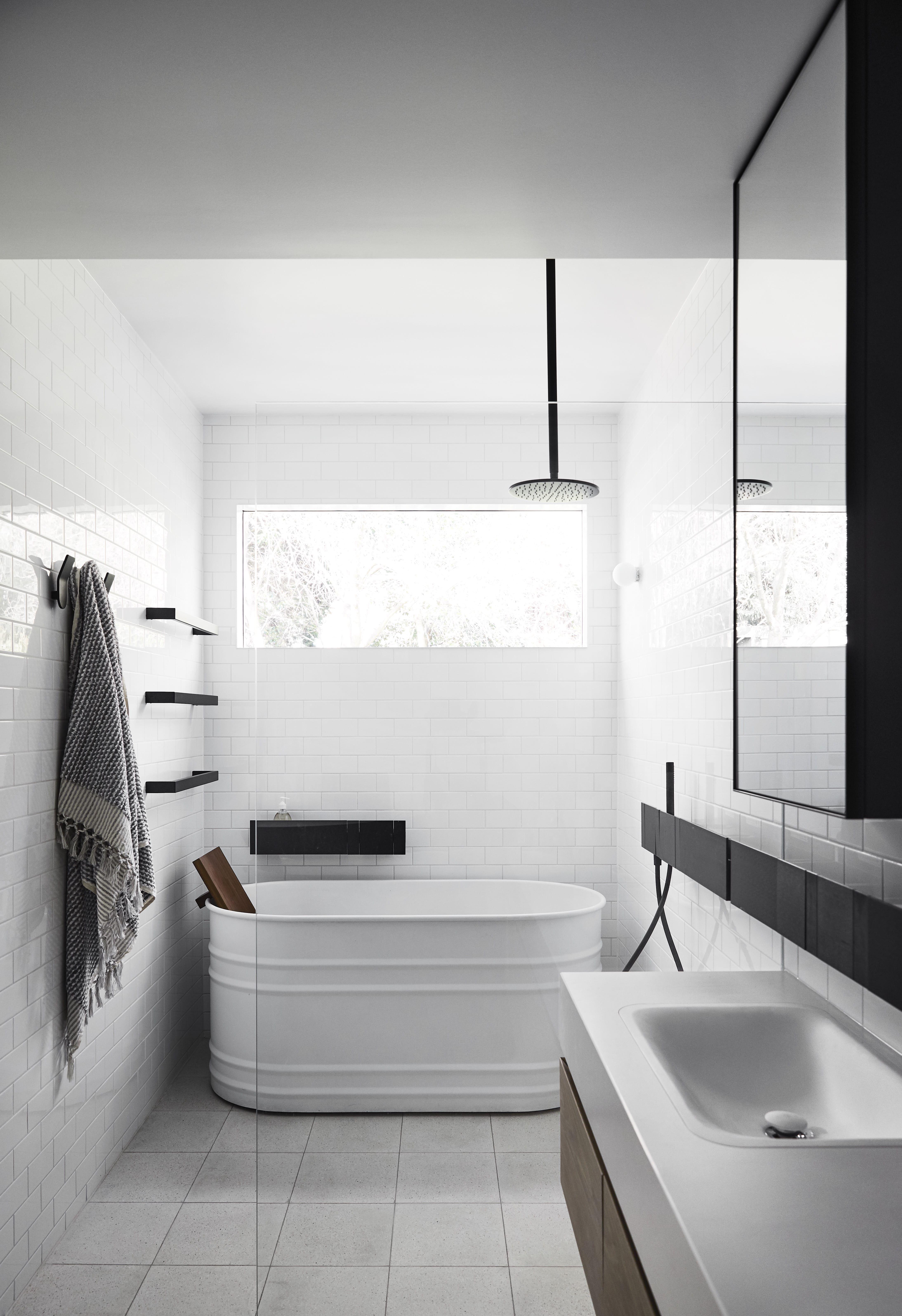 Contemporary Australian Architecture Inspiration Bathroom Interior