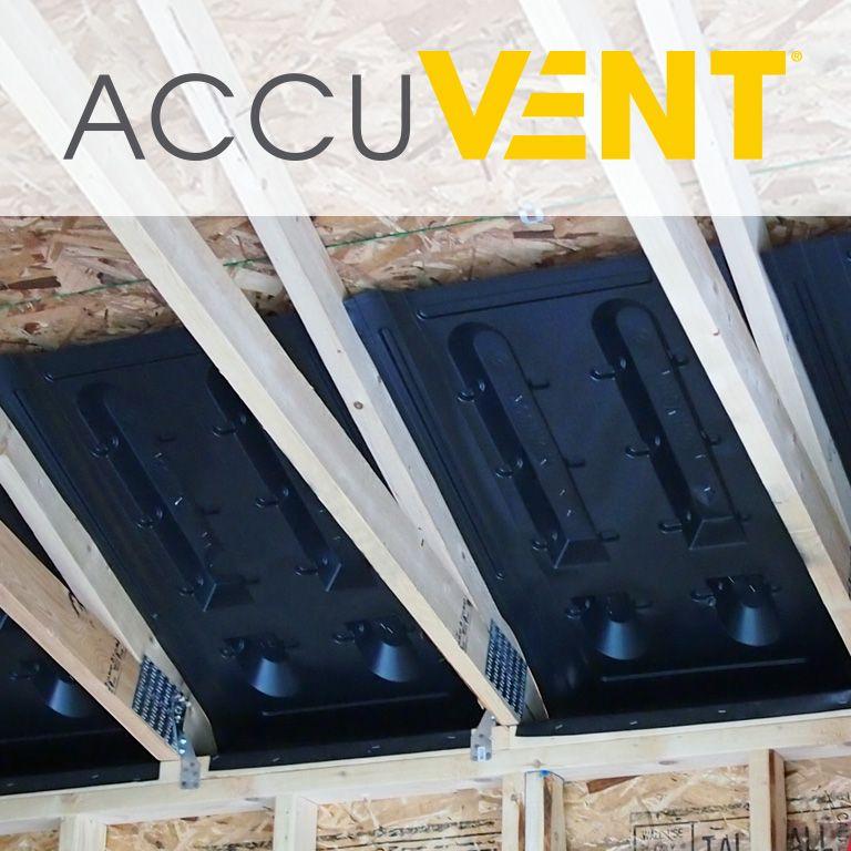 Accuvent Accublock Roof Ventilation Solutions Attic Rooms Attic Design Attic Apartment