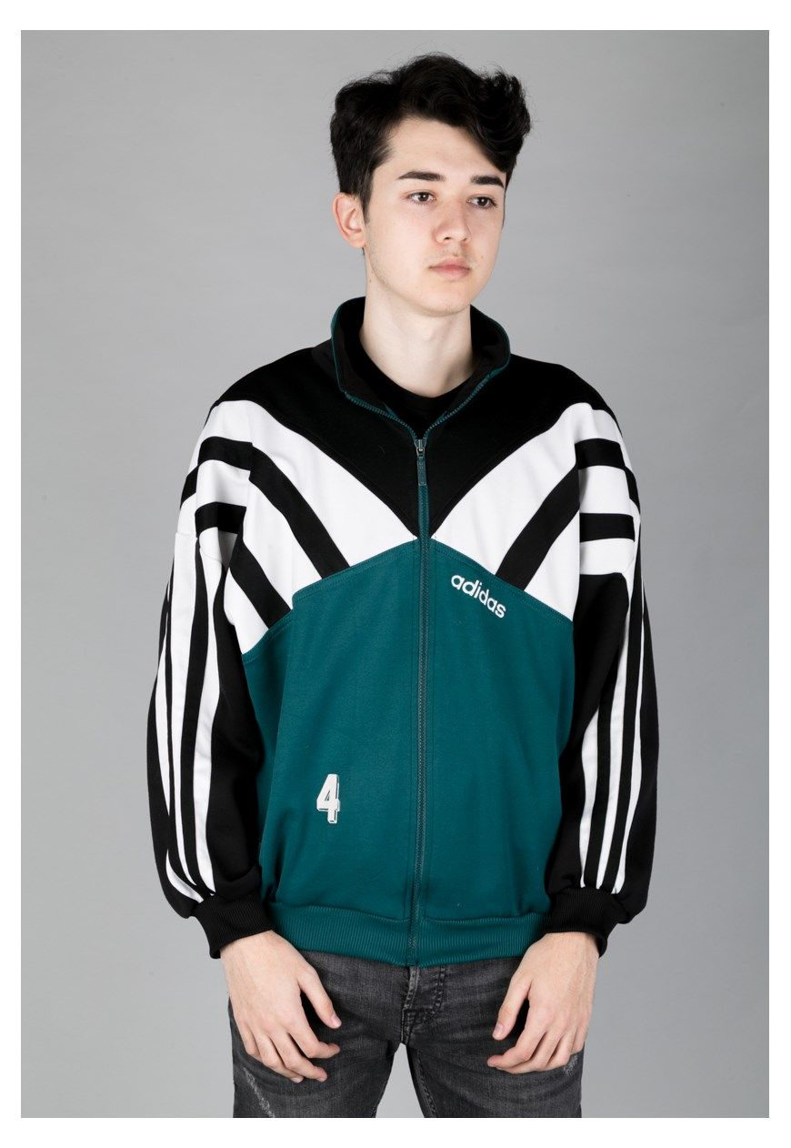 reasonably priced united states great deals 2017 Vintage 90s Adidas Track Jacket | Latham Street Vintage ...