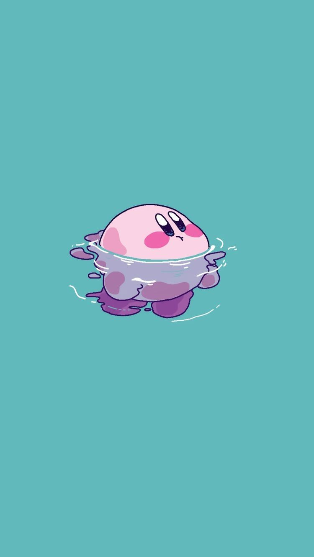 Wallpaper Kirby