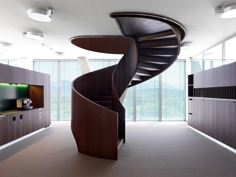 ABR 5 Roche by Burckhardt+Partner Ag #office #building #modern | The ...
