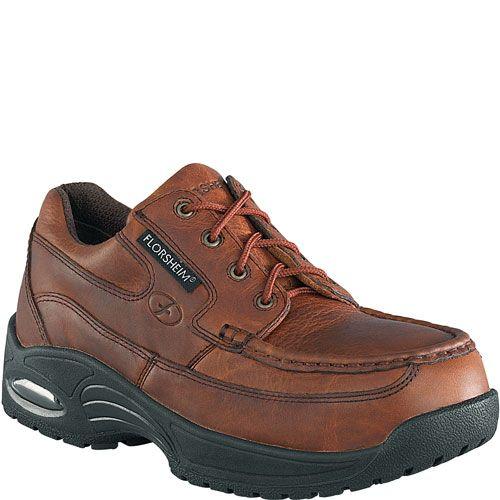 0b32190c1e4 FS2430 Florsheim Men's Supreme Eurocasual Safety Shoes - Copper ...