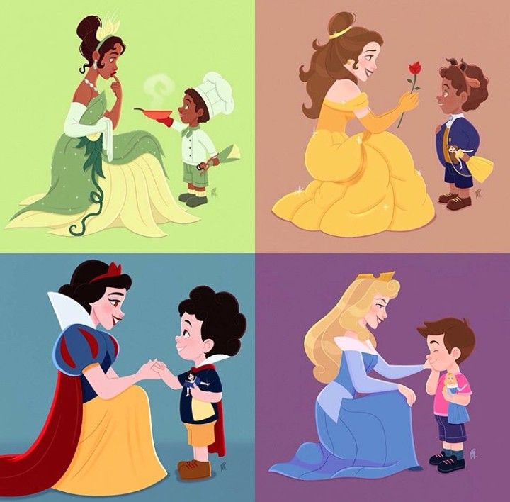 Дисней принцессы приколы картинки