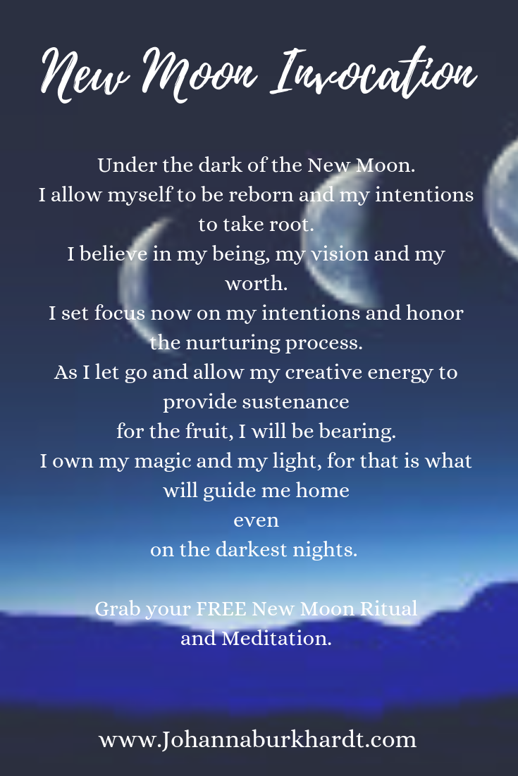 The power of projection and the shift that needs to happen. How are yo #newmoonritual