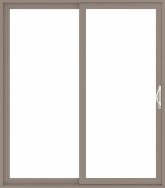 andersen 100 series sandtone gliding
