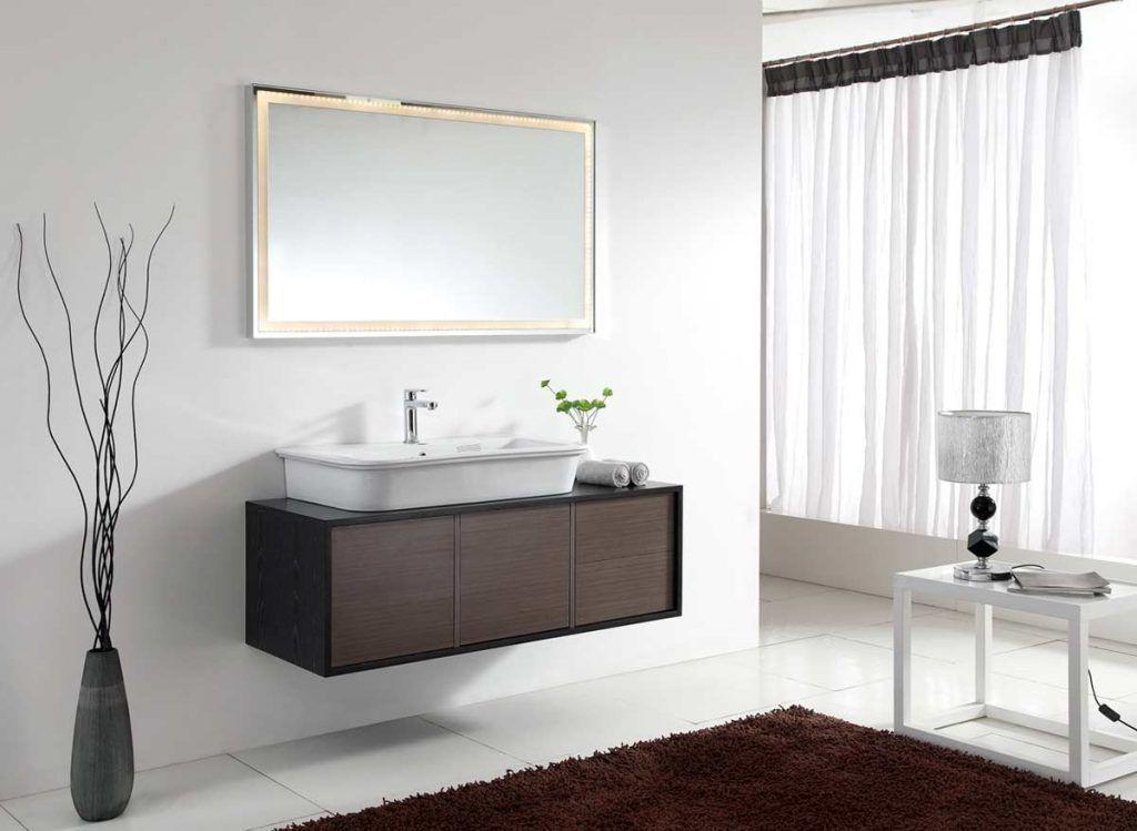 Wall Mounted Bathroom Vanity 47 Modern Bathroom Vanity Set Wall