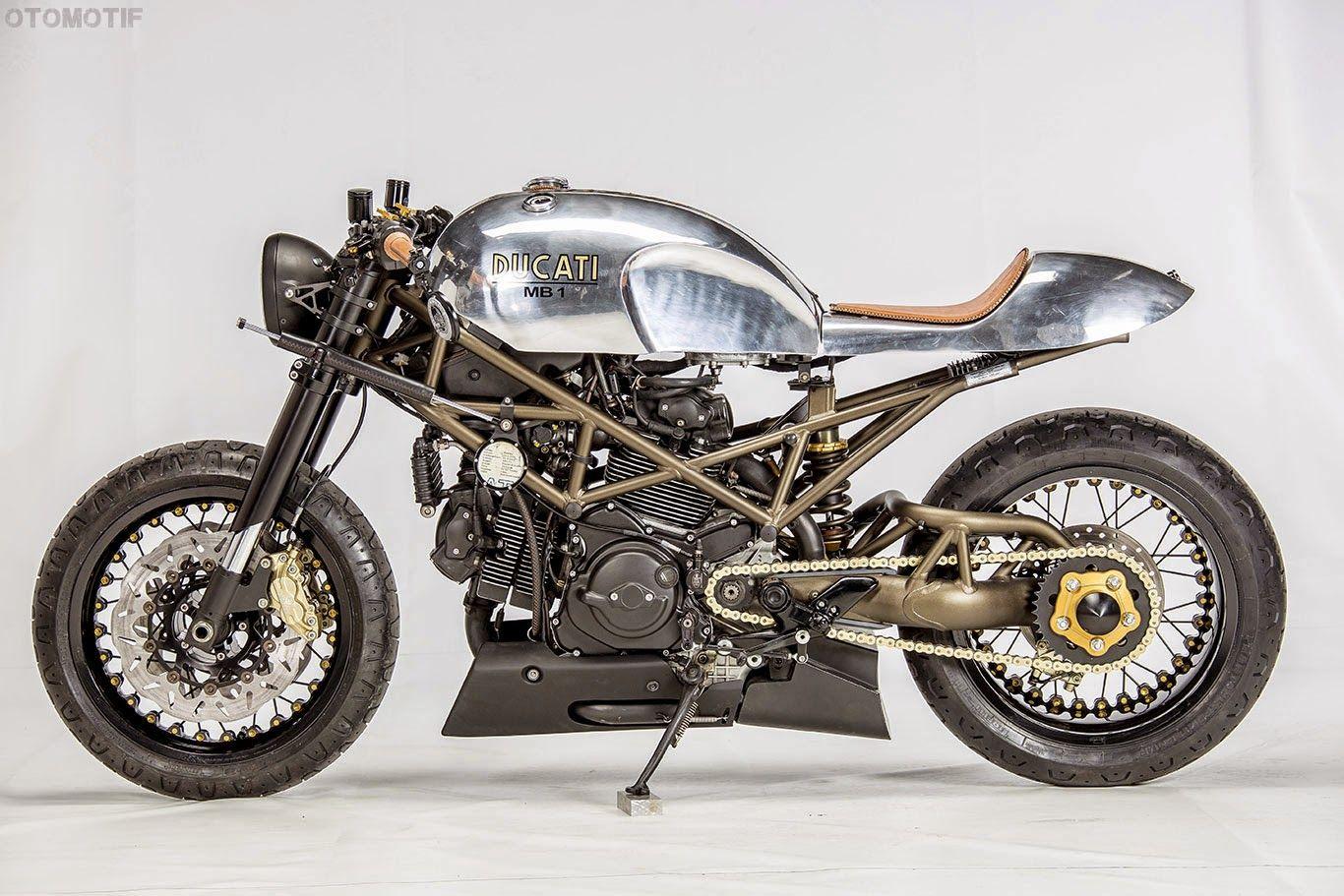 Ducati Monster 1000 cafe racer | Cafe Racer | Pinterest
