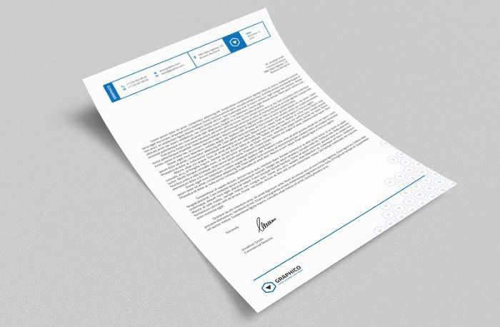 Letterhead Examples  Graphics    Letterhead Examples