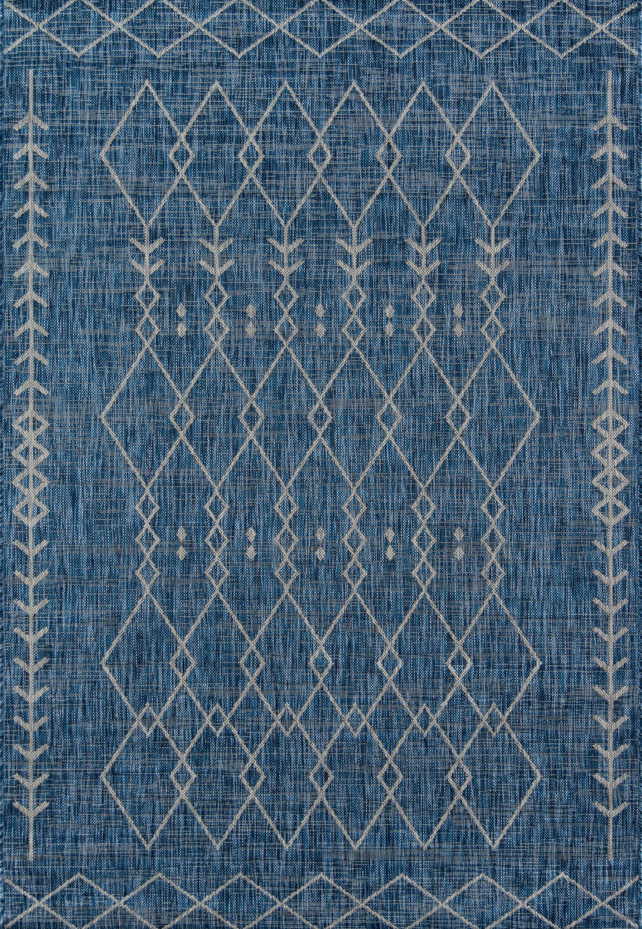 Patio Garden In 2020 Colorful Rugs Blue Area Rugs Indoor Rugs
