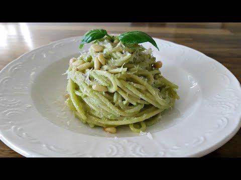 Creamy Avocado Pasta Recipe Youtube Pasta Recipes Creamy