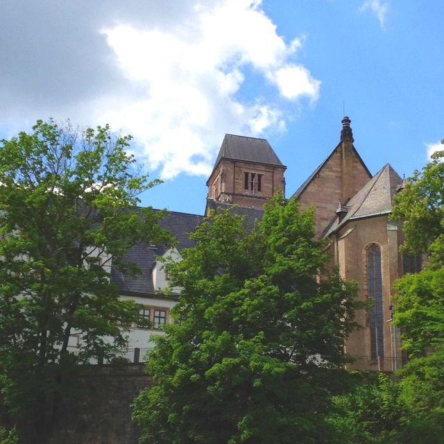 Schloßkirche, Schloßbergmuseum Chemnitz, Kirchen, Schloss