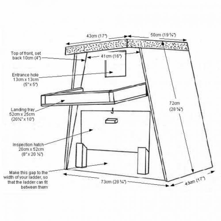 Barn Owl Box For A Tree Owl Box Barn Owl Owl Nest Box