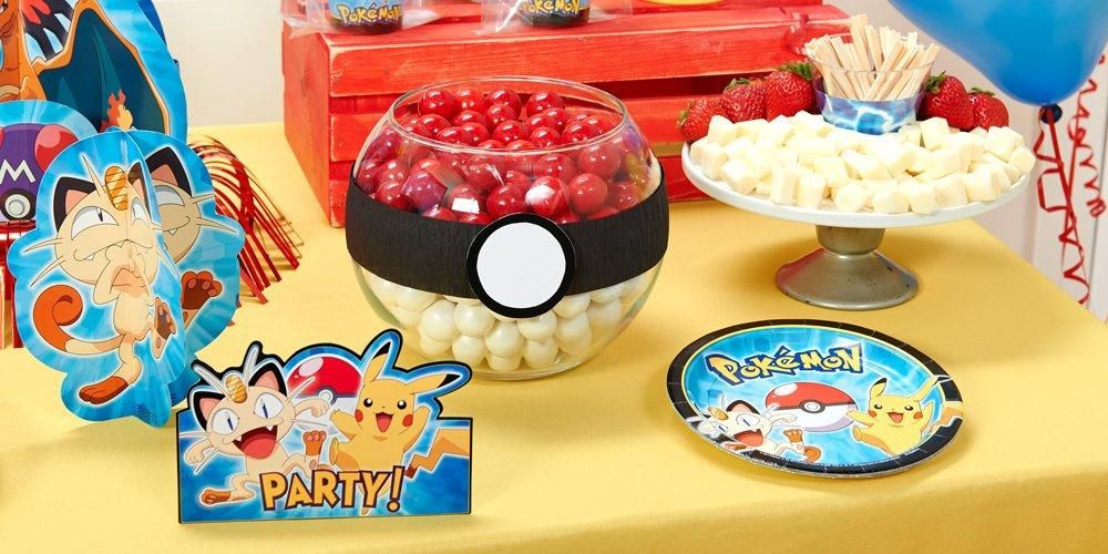 In Style Party Favors: Celebrate In Style With Discount Pokemon Party Supplies