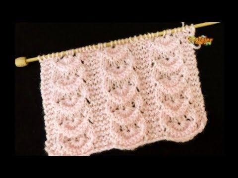 YouTube | Aiguilles et crochet | Pinterest | Cómo tejer, Youtube y ...