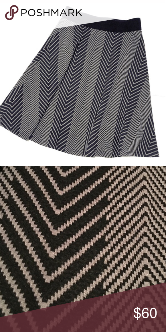 Stitch Fix fit and flair skater skirt Fit and flair skater skirt from Stitch Fix. Size small. Stitch Fix Skirts Circle & Skater