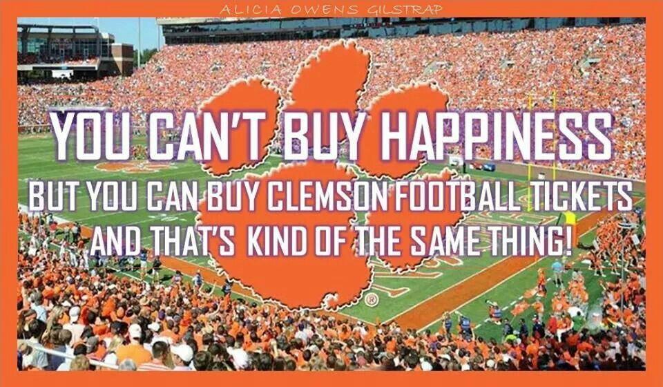 Clemson football clemson clemson football clemson fans