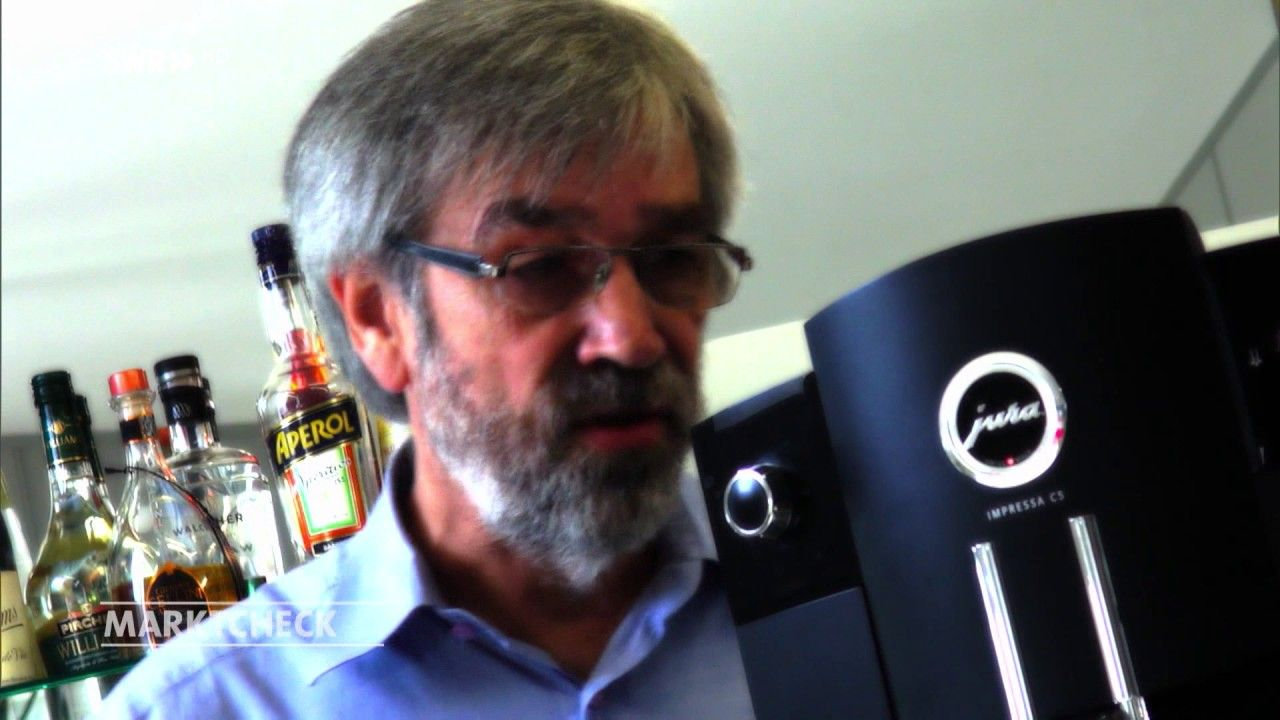 Schimmel-Alarm: So eklig sind Kaffee-Vollautomaten