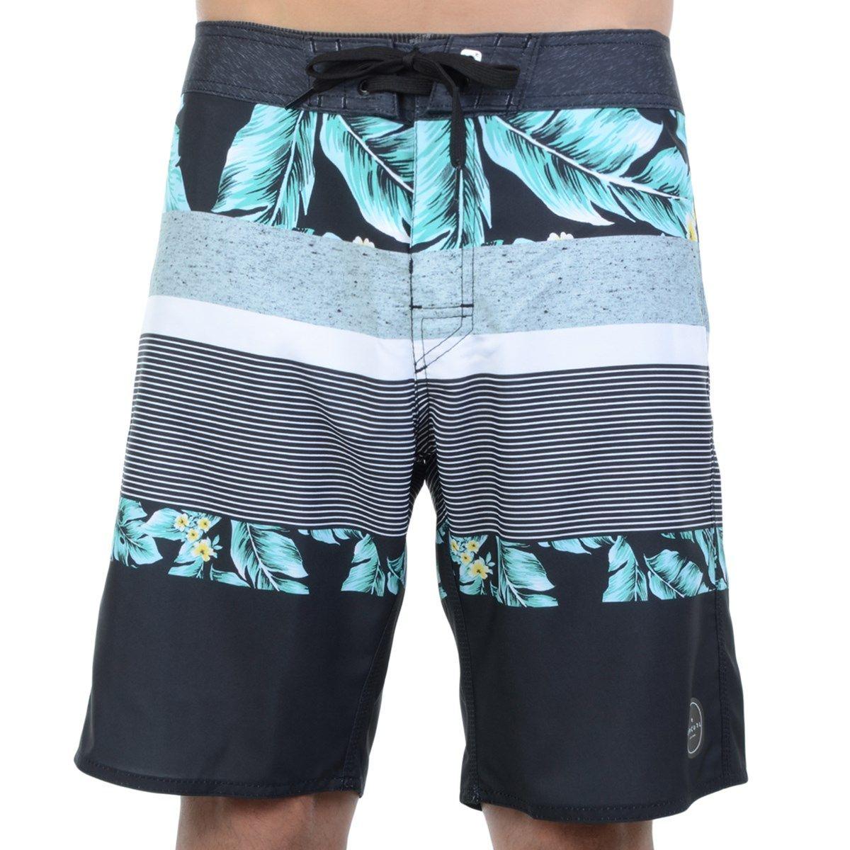 A Bermuda Masculina Rip Curl Água Floral foi feita pra você que adora a  marca e gosta de estar na moda em todos os momentos 848898bbb81