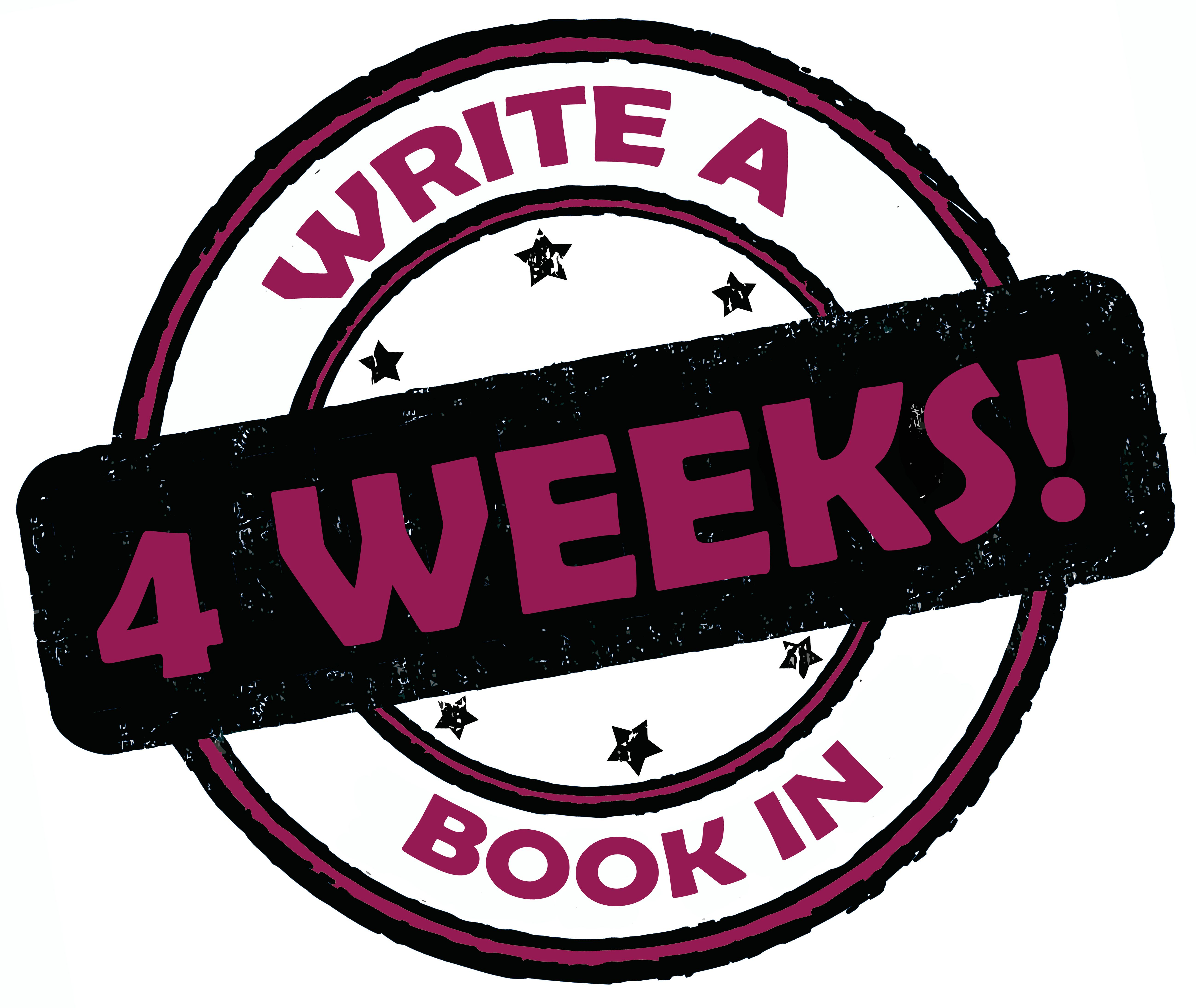 Yes you can write a book in 4 weeks! Come to our workshop & find how! http://richterpublishing.com/services/workshops/