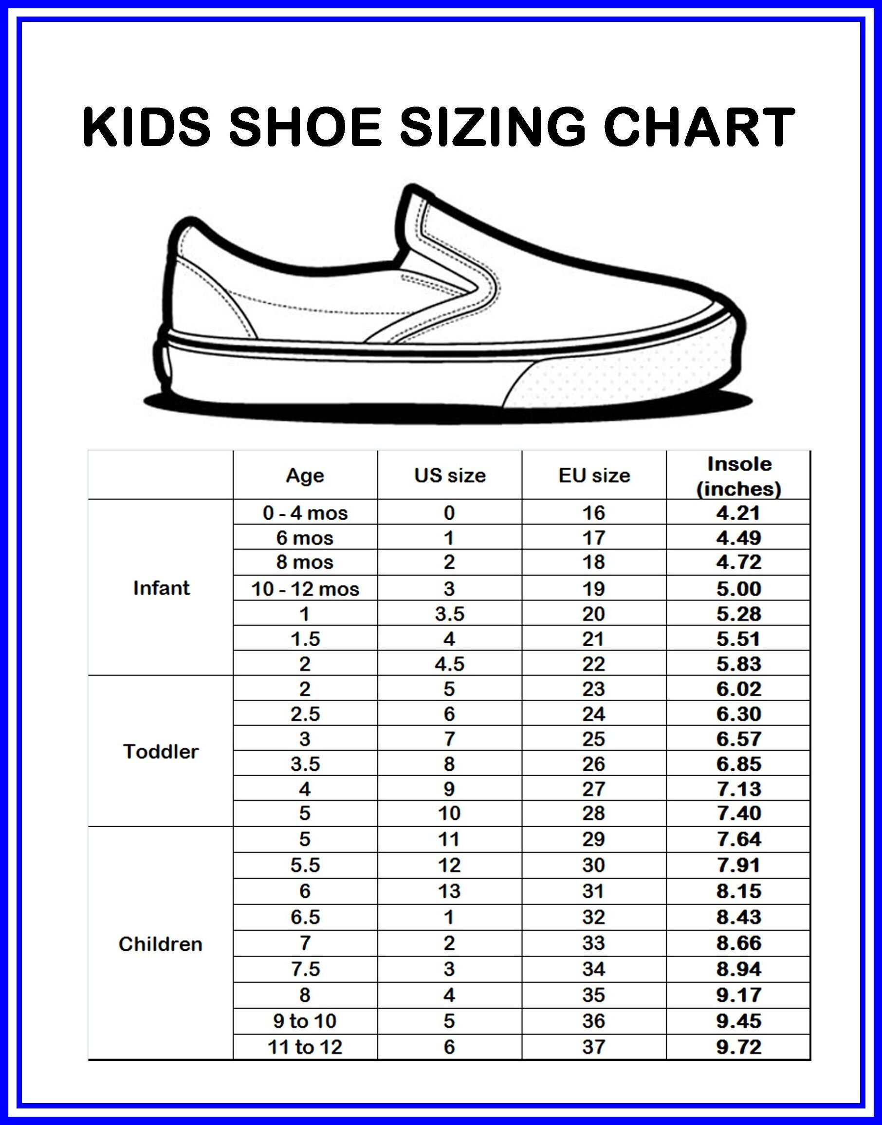 128 reference of baby shoe sizes 13 cm