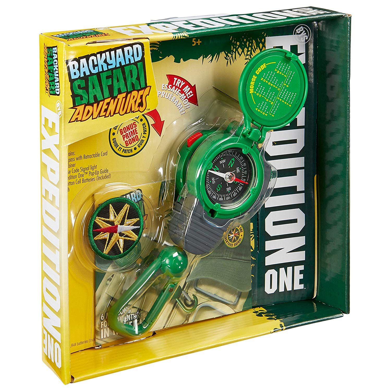 Backyard Safari Expedition One: Toys & Games   Backyard ...