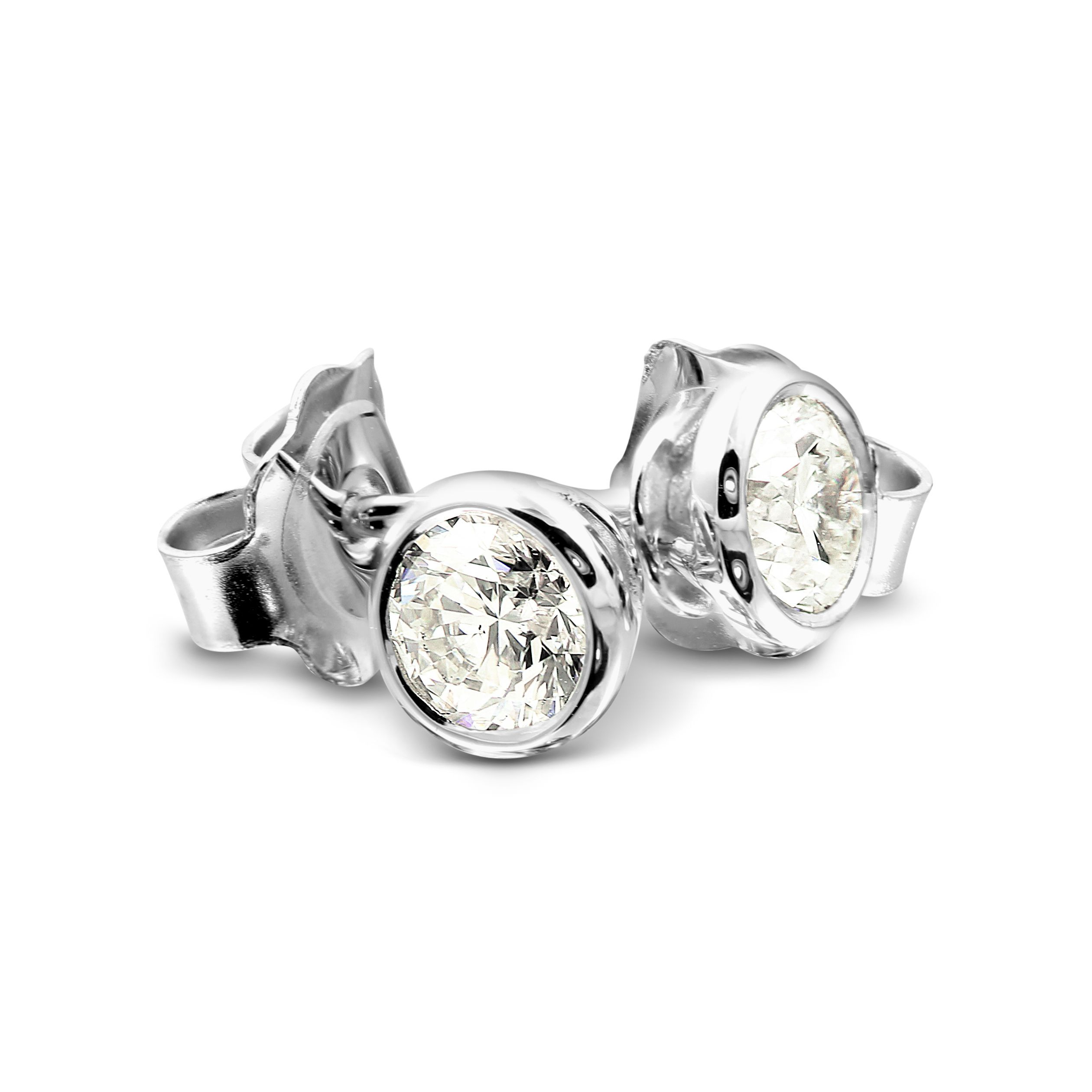 earrings switzerland stud little diamond b products miracleears ctw setting miracle jewellery