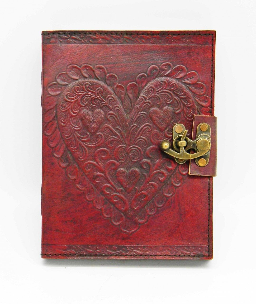 Heart journal image by Robin Wilkins on Hearts on Display