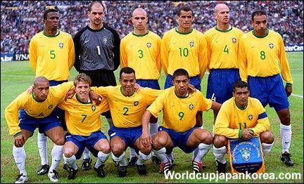 Go To One Of Brazil S Soccer Games Seleção Brasileira De Futebol Juninho Paulista Rivaldo