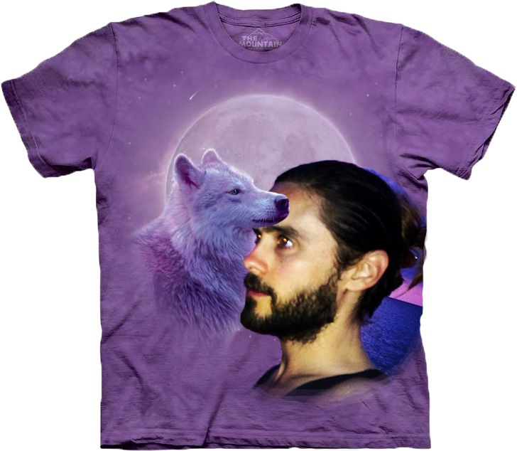 The Jared Leto Sunset Selfie Shirt You Never Knew You Needed.hahahah good job!