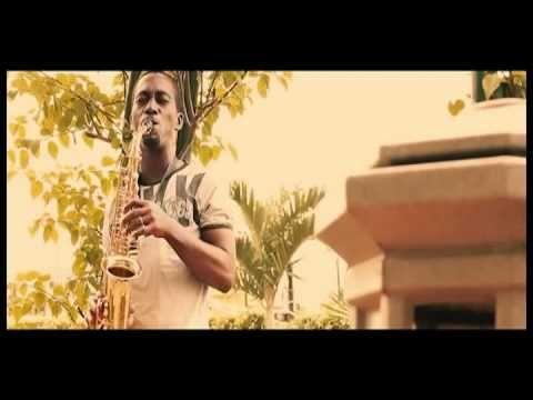 "Nigerian gospel act ""Psalmuel Bib"" in ""Sibe"" music video."