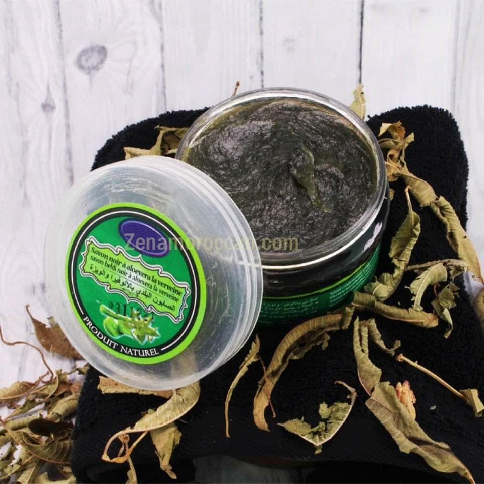 صابون مغربي بالألوفيرا واللويزة Coco Oil Prickly Pear Oil Beauty Recipe