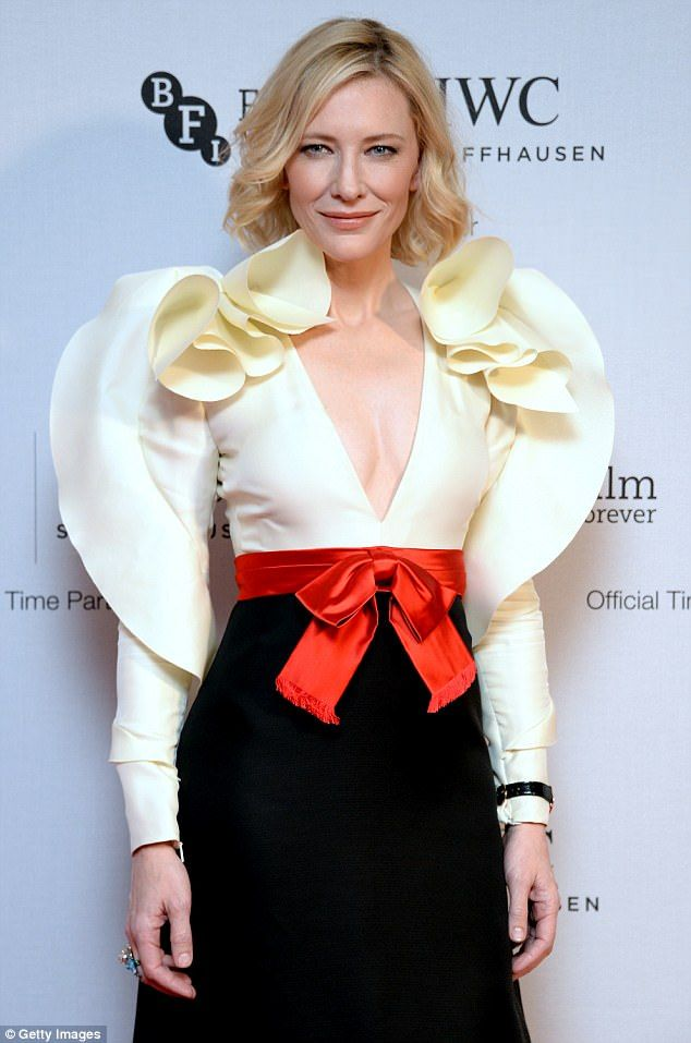 Cate Blanchett Trained With Chris Hemsworth S Personal Trainer Fashion Cate Blanchett Formal Dresses